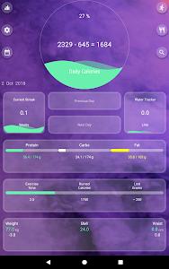Calorie Counter - EasyFit free 3.0.8 APK