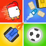 Cover Image of Download 2 3 4 Player Mini Games APK
