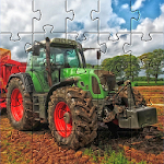 Download Best Tractors Jigsaw Puzzles 🧩🚜🧩🚜🧩 APK