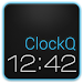 Download ClockQ - Digital Clock Widget APK
