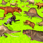 Download Download Wild Animals Kingdom Battle APK For Android 2021