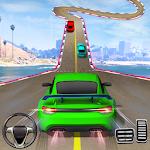 Download Crazy Car Driving Simulator: Impossible Sky Tracks APK