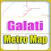 Download Galati Metro Map Offline APK