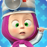 Download Masha and the Bear: Free Animal Games for Kids APK