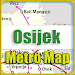 Download Osijek Croatia Metro Map Offline APK