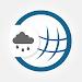 RegenRadar - mit Unwetterwarnung