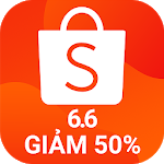 Cover Image of Download Shopee 6.6 Sale | Giảm 50% APK
