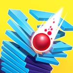 Download Stack Ball - Blast through platforms APK