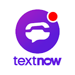 Cover Image of Download TextNow: Free Texting & Calling App APK