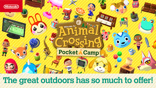 Download Animal Crossing: Pocket Camp APK