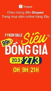 Download Shopee Flash Sale Đồng Giá 99K APK